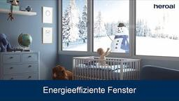 Energieeffiziente Fenster | heroal Produkte