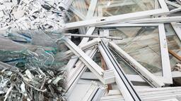 Recyklace plastových oken