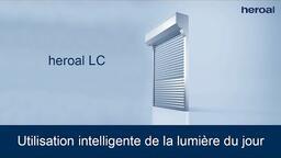 Utilisation intelligente de la lumière du jour  | heroal LC