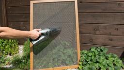 Údržba sítí proti hmyzu - co říká CLIMAX?