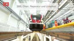 M2M by SFS @ SBB