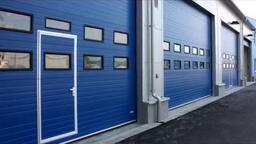 Sekční průmyslová vrata od SPEDOS