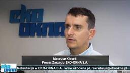 Rekrutacja w EKO-OKNA FILM 2