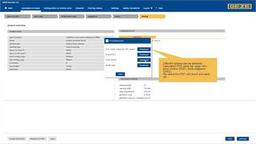 GEZE WinCalc 2.0: Drive calculation ventilation/RWA: Solution selection & transfer to the systemshop