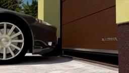 LOMAX garážová vrata Home