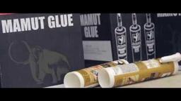 Den Braven MAMUT GLUE -  advertisement HU