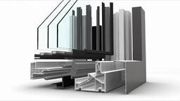 Kunststoff/Aluminium-Fenster KF 500 von Internorm