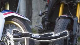 Zámek na motorku Granit CityChain X-Plus 1060/85