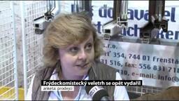 Frydecko mistecky veletrh 2013