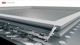 SFS Hebeschiebetür-System für Fensterhersteller