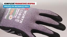 Ochranné rukavice řady Tigerflex