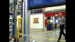 Rychlonavíjecí průmyslová vrata od SPEDOS