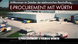 Elektronický obchod - Würth CZ