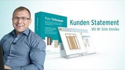Klaes TürDesigner - Kunden Statement [DE]