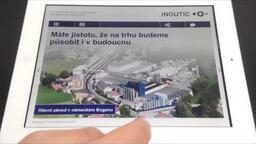 iPAD App Inoutic CZ