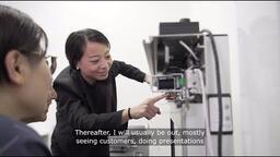 Meet Jennifer Low - Sales Manager at ASSA ABLOY Entrance Systems, Singapore