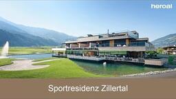 Sportresidenz Zillertal in Uderns | heroal Referenzen