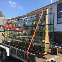 Příští týden v Lanškrouně budeme instalovat tohohle obra! Držte palce! 🙏 / Next week in Lanškroun we will install this giant! Hold your fingers! 🙏@obsidian.glass