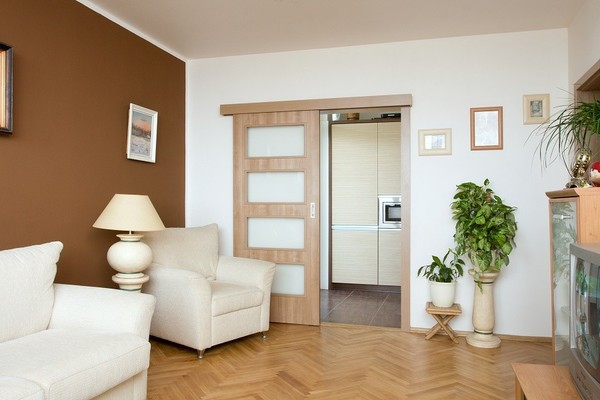 Interiérové posuvné dveře
