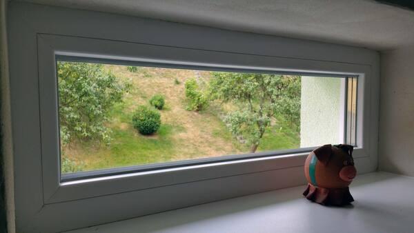 Fixní okno