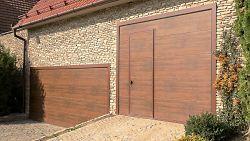 TRIDO EVO - garážová vrata rychle a esteticky