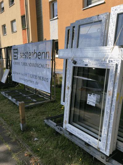 600 nových oken GEALAN instalováno v Kolíně nad Rýnem. Co se stane s těmi vysloužilými?