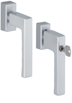 HOPPE SecuForte<sup>®</sup> window handle with VarioFit<sup>®</sup>, Toulon Series