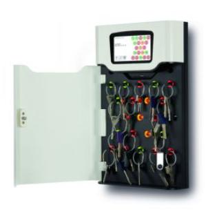 Mějte své klíče pod kontrolou sklíčovým kabinetem TRAKA21