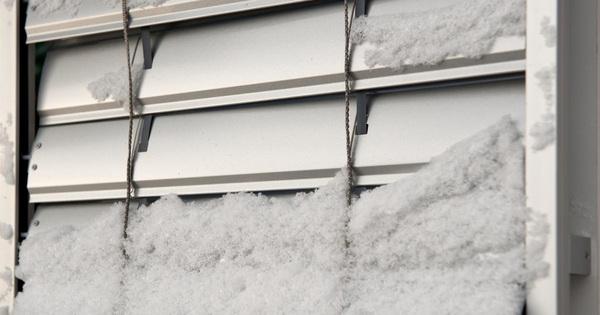 Údržba venkovních žaluzií nejen v zimě