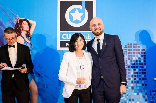 Aluprof dvojnásobným vítězem soutěže CIJ Awards Poland2019