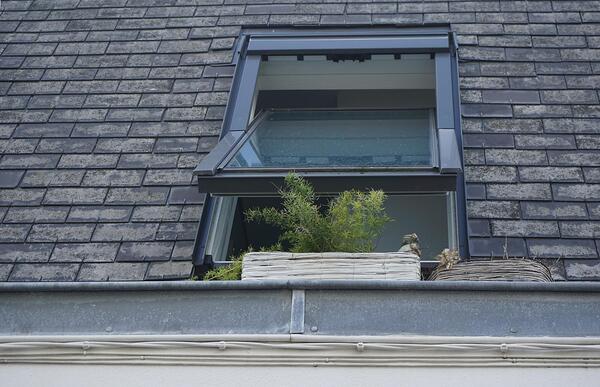 Střešní okna a jejich materiály