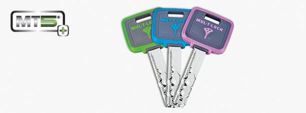 Patentované platformy klíčů