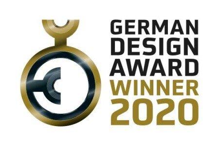 Heroal získává ocenění German Design Award 2020za špičkový produktovýdesign