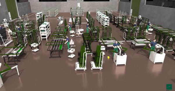 Komplexní dodávky strojů pro výrobu AL oken a dveří