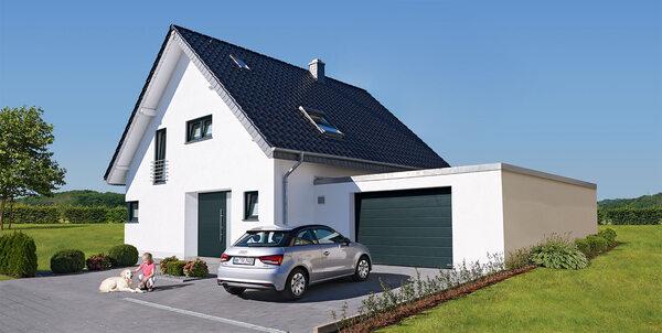 Sekční garážová vrata AKCE - Hormann