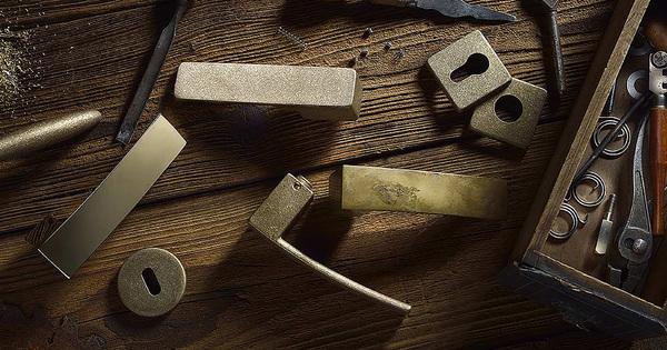 Dveřní designové kliky s trvalou materiálovou hodnotou od M&T