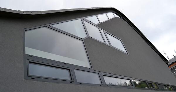 Atypická okna– kvalita svysokým podílem ruční práce od RI-OKNA