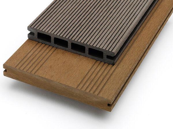 Dřevoplastová (WPC) terasová prkna a plotové desky